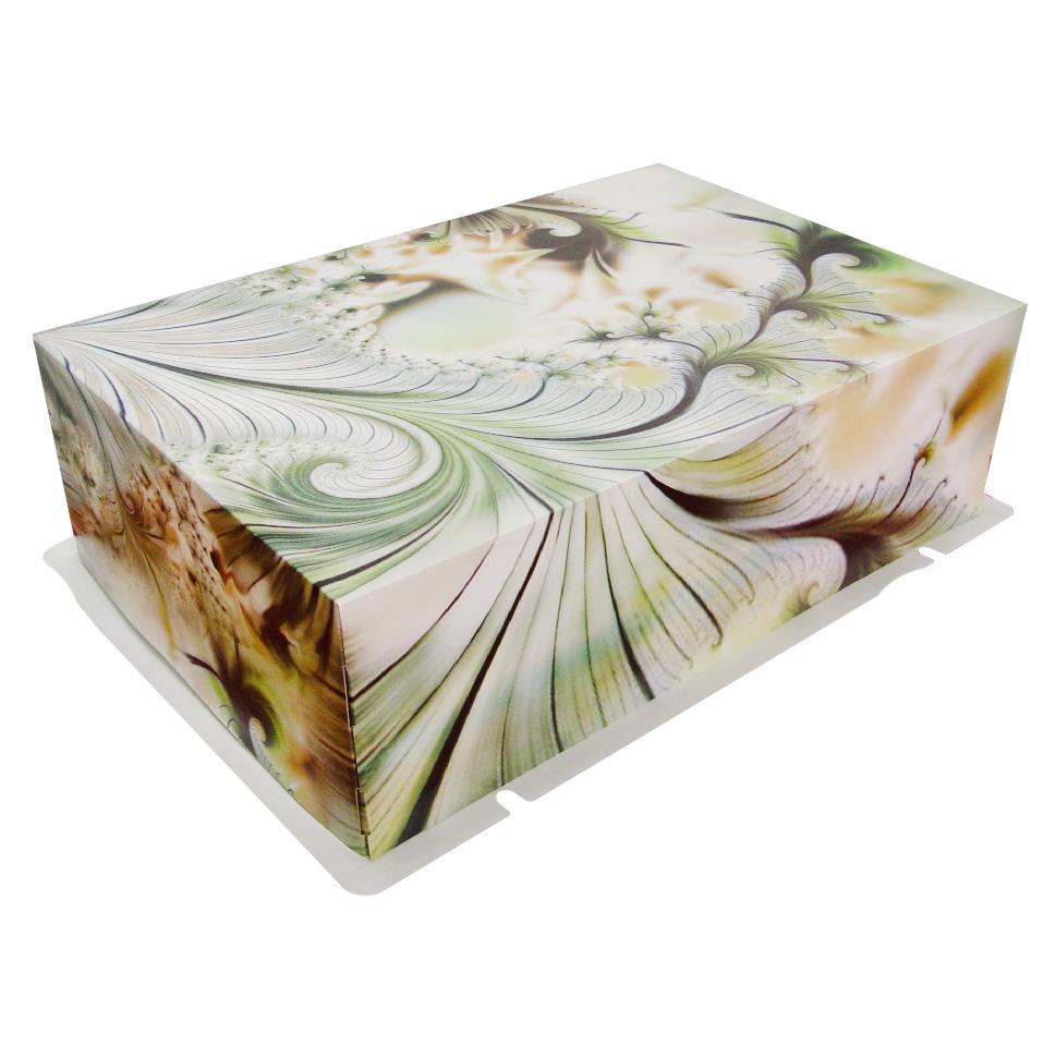 Дизайн коробки для капкейков