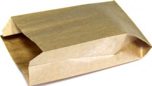 Пакет бум. Крафт 50гр. 330х200х75
