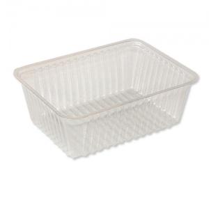 Пластиковая тортовая упаковка Л-1914 - 0,5 кг