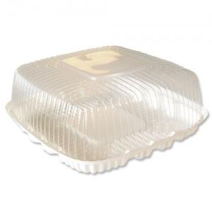 Пластиковая тортовая упаковка Т-271 - 2 кг.