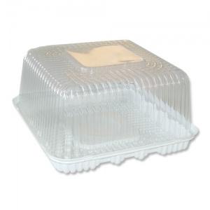 Пластиковая тортовая упаковка Т-195 - 1 кг.