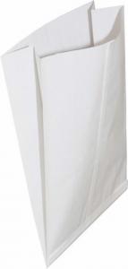 Пакет бум. Белый ЖС-40 195х180х60