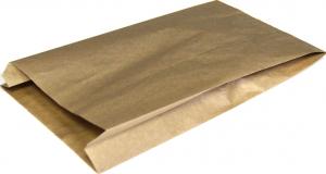 Пакет бум. крафт лощеный 42гр. 350х200х40