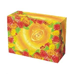 Бумажная тортовая упаковка 220х110х90 - 0,8 кг.