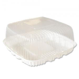 Пластиковая тортовая упаковка Т-240 - 1,5 кг.