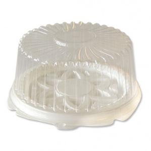 Пластиковая тортовая упаковка Т-165 - 0,5 кг.