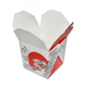 Коробка China Box 750 мл Пагода