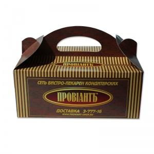 Коробка для пирожных №94